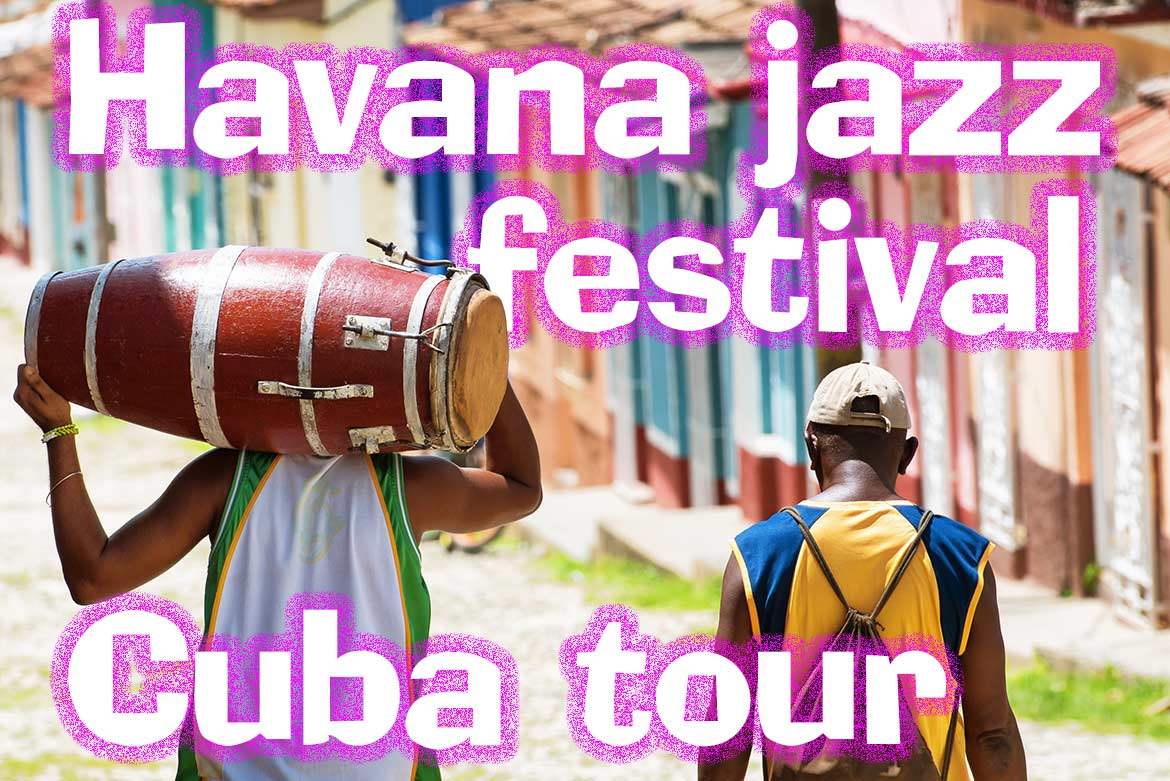 Cuba. It's the people. You'll experience the best of Havana and witness alluring eco-community of Las Terrazas.